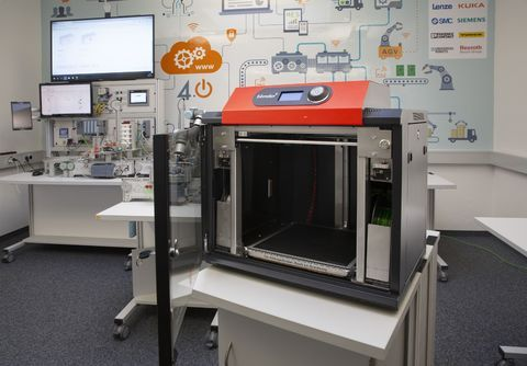 Additive Fertigung – 3D-Druck in der Ausbildung