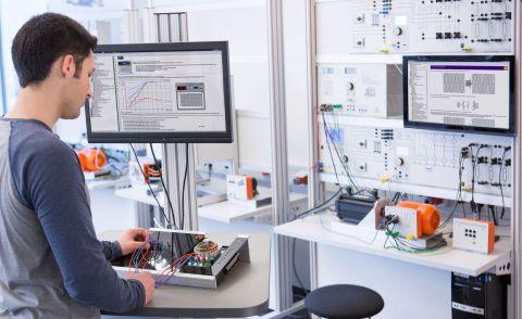 Antriebstechnik – Energieeffizienz durch moderne Leistungselektronik
