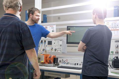 Tage des Elektrotechnik-Ausbilders