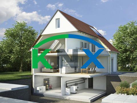 Gebäudesystemtechnik mit KNX-ETS5