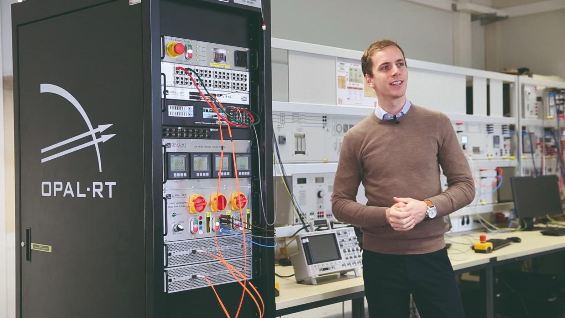 Eine Komplettlösung für das Studium und die Forschung der Energietechnik