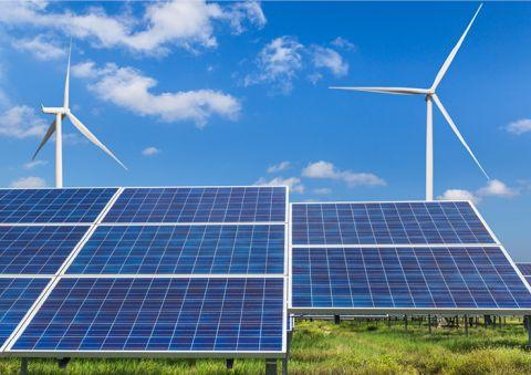 Klimawandel – Regenerative Energieerzeugung und Speicherung im Gebäude