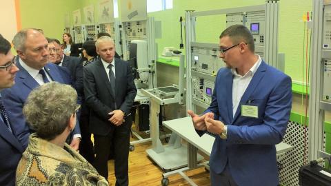 Neues Ausbildungskonzept für Belarus