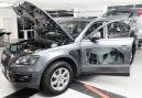 Schulungsfahrzeug Audi Q5 (Dieselmotor)