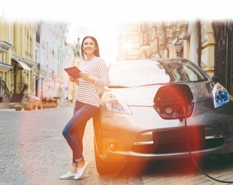 Zugang zu Elektrofahrzeugen in der Ausbildung ist einfach