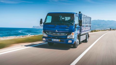 Im eLab legt Mitsubishi Fuso das Fundament für Elektronutzfahrzeuge
