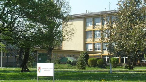 Neuer Glanz in der Gewerbeschule Rheinfelden