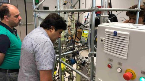 Computergesteuertes, robustes und sicheres Prozesstraining in Houston